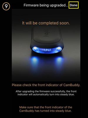 Cambuddy Pro upgrade