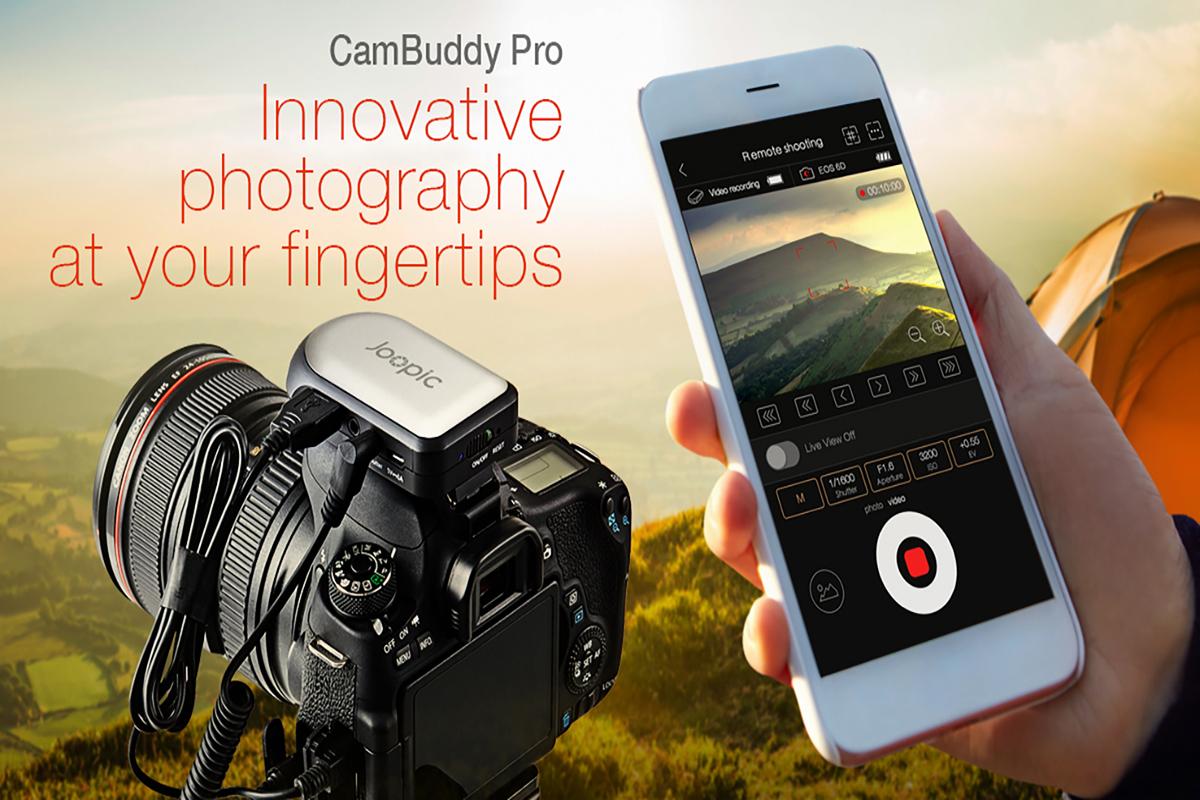 CamBuddy Pro Black